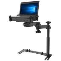 No Drill RHD Laptop Mount