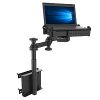 Laptop Mnt Dual Swing Arm Ford