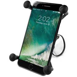 UN10 X-Grip EZ-ON Bike Mount