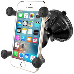 X-Grip Cradle Suction Cup