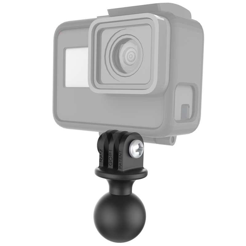 "GoPro Camera Adapter 1"" Ball"